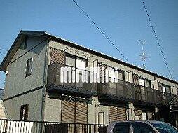 ハイツMⅡ[2階]の外観