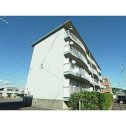 静岡県静岡市駿河区大谷の賃貸マンションの外観