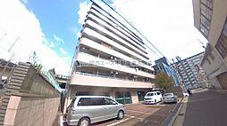 大阪府東大阪市長田西2丁目の賃貸マンションの外観