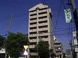愛知県名古屋市瑞穂区大喜新町1丁目の賃貸マンションの外観
