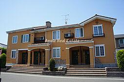 福岡県北九州市八幡西区本城学研台1丁目の賃貸アパートの外観