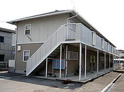 大阪府堺市南区高尾3丁の賃貸アパートの外観
