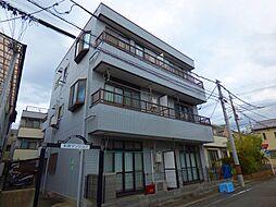 北田マンション[1階]の外観