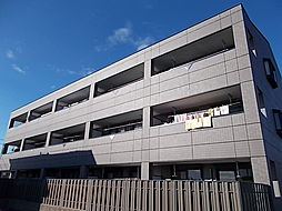 愛知県北名古屋市鹿田大門の賃貸マンションの外観