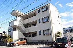 愛知県日進市梅森台1丁目の賃貸アパートの外観
