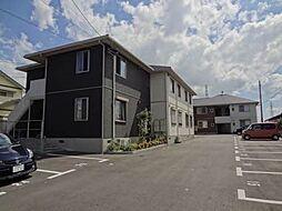 三洋タウン上の原 A棟[203号室]の外観