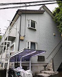 第三フラッツ横浜[102号室]の外観