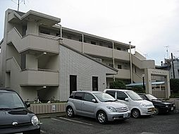 ホワイトガーデン[3階]の外観