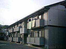 コスモタウン[G-202号室]の外観