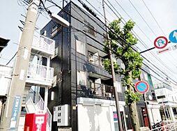 神奈川県横浜市金沢区六浦東1丁目の賃貸マンションの外観