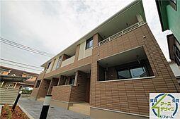 兵庫県神戸市西区長畑町の賃貸アパートの外観