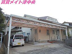 [一戸建] 三重県津市桜橋1丁目 の賃貸【/】の外観