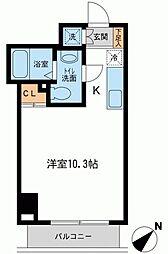 アーバンパーク新横浜[0611号室]の間取り