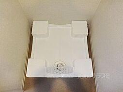 S-GLANZ大阪同心のもちろん室内洗濯機置場完備。