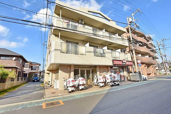 神奈川県海老名市国分南1丁目の賃貸マンション