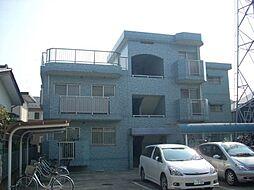 神奈川県茅ヶ崎市円蔵2丁目の賃貸マンションの外観