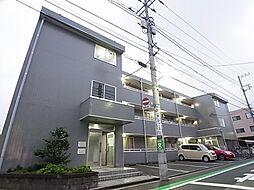ヨコタハイツ[201号室]の外観