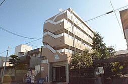 プレスイン六番南[3階]の外観
