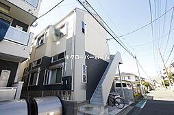 JR横浜線 淵野辺駅 徒歩6分の賃貸アパート