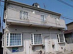 千葉県浦安市堀江2丁目の賃貸アパートの外観