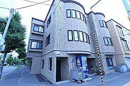 プラド新札幌[2階]の外観