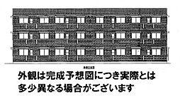 (仮)D−room仁保1丁目[304号室]の外観