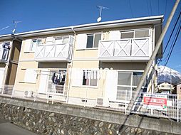 ソレーユミツムロA[2階]の外観