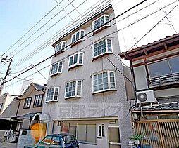 京都府京都市北区紫野郷ノ上町の賃貸マンションの外観