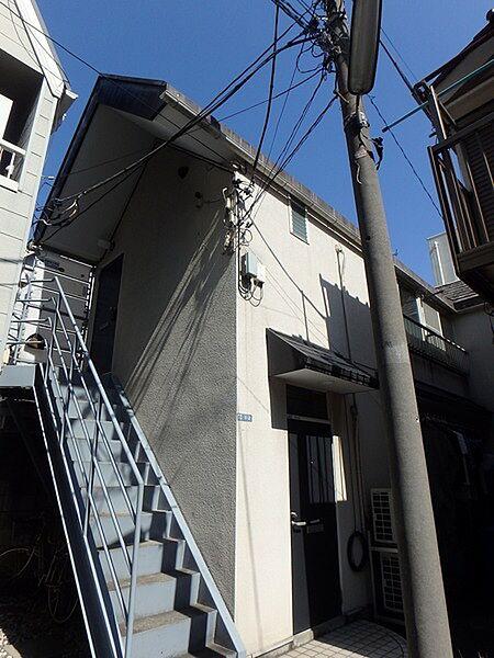 神谷ハイツ[2階]の外観