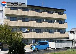 石川マンション[1階]の外観