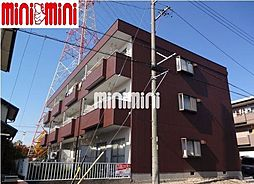 ムーンハイツA棟[2階]の外観