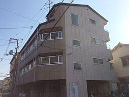 堺ハザマコーポ[2階]の外観