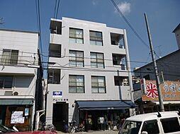 大阪府大阪市平野区長吉長原東2丁目の賃貸マンションの外観