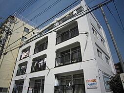 川合マンション[101号室]の外観