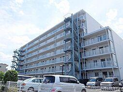 千葉県松戸市西馬橋幸町の賃貸マンションの外観