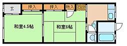[一戸建] 兵庫県神戸市長田区片山町1丁目 の賃貸【/】の間取り
