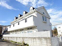 神奈川県横浜市泉区下和泉5丁目の賃貸アパートの外観