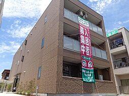 DENSHII平井[3階]の外観