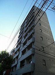 東京都墨田区江東橋5丁目の賃貸アパートの外観