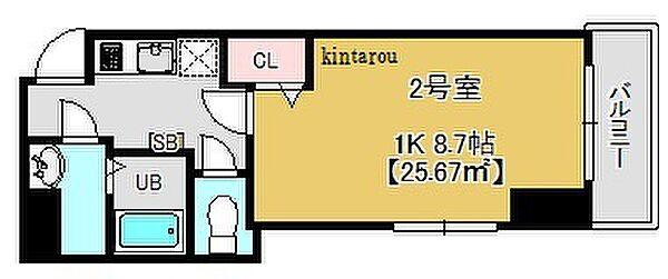 金太郎ヒルズ260 浅草[302号室]の外観