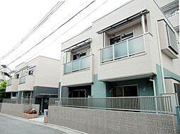 モンテ・エスポワール田中町[1階]の外観