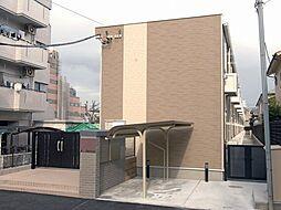 レオパレスブランポルト[101号室]の外観
