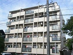 愛知県名古屋市名東区社が丘3の賃貸マンションの外観
