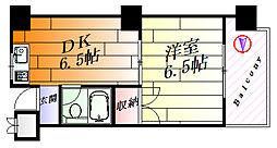 第2清和マンション[2階]の間取り