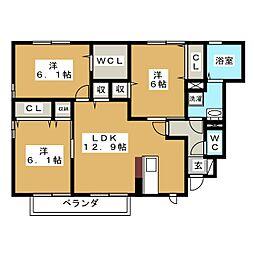 薬師堂駅 7.9万円