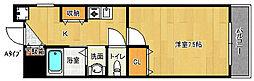 メゾン・ド・ギャレ[5階]の間取り