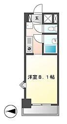 第7フクマルビル[2階]の間取り