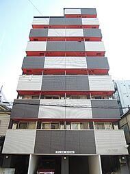 グランパシフィック堀江WEST[6階]の外観