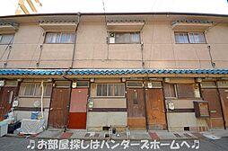 大阪府枚方市川原町の賃貸アパートの外観