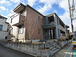 大阪府茨木市南春日丘5丁目の賃貸マンションの外観